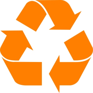 Recycling orange