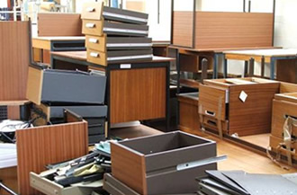 large office furniture recycling city office